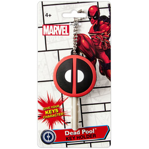 Marvel Deadpool Key Cover