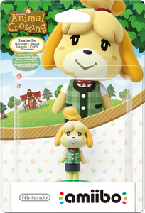 amiibo Isabelle Summer Outfit - Animal Crossing Collection