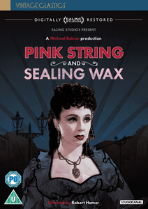 Pink String and Sealing Wax (Digitally Restored)