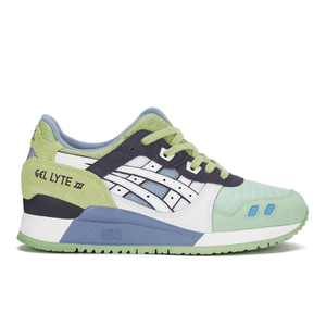 Asics Gel-Lyte III 'Japanese Gardens' Trainers - White