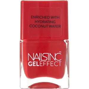 nails inc. Coconut Bright Charlotte Villas Nail Varnish 14ml