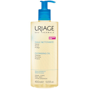 Uriage Surgras Foaming Cleansing Gel (400ml)