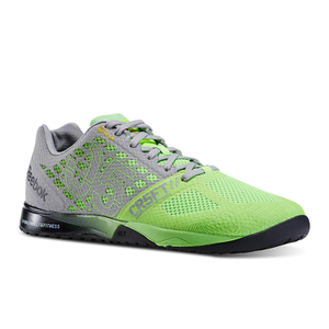 Мужские кроссовки Reebok Crossfit Nano 5.0 – Ярко-зеленый цвет