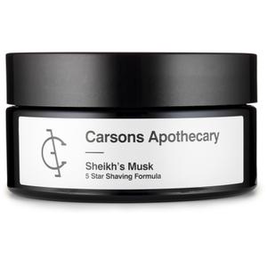 Carsons Apothecary Sheik's Musk Shaving Cream