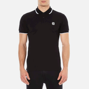 McQ Alexander McQueen Men's McQ Polo Shirt - Darkest Black