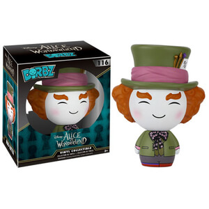 Alice in Wonderland Mad Hatter Dorbz Vinyl Figure