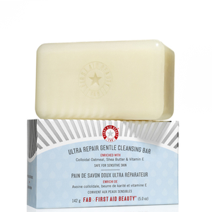 Savon réparateur ultra-doux First Aid Beauty Ultra Repair Doux Cleansing Bar (142g)