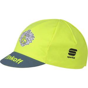 Tinkoff Cycling Cap 2016 - Yellow
