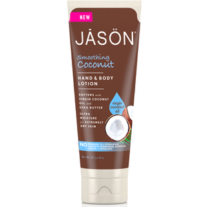 JASON Smoothing Coconut Hand & Body Lotion 227g