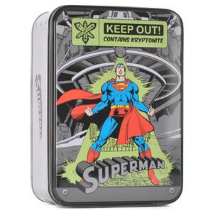 DC Comics Superman Tin