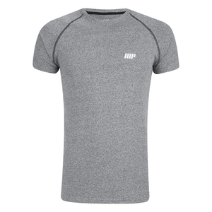 Myprotein Men's Performance Raglan Sleeve T-Shirt - Grey