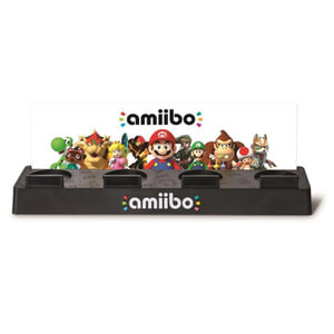 amiibo Figure Display Stand