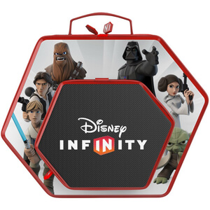 Disney Infinity Hall of Heroes Carry Case