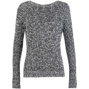 VILA Women's Jennis Knitted Top - Black