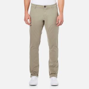 Selected Homme Men's Threeparis Stretch Chino Pants - Greige