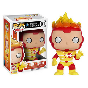 DC Comics Justice League Firestorm Funko Pop! Figur