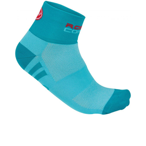 Castelli Women's Rosa Corsa Socks - Blue