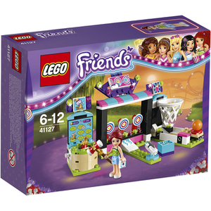 LEGO Friends: Pretpark spelletjeshal (41127)