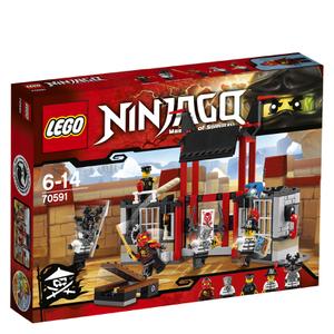 LEGO Ninjago: Kryptarium Prison Breakout (70591)