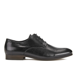 H Shoes by Hudson Men's Champlain Leather Derby Shoes - Black