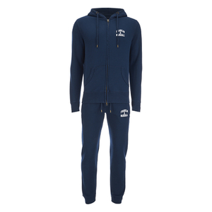 Franklin & Marshall Zip Through Hoody Tracksuit - Navy
