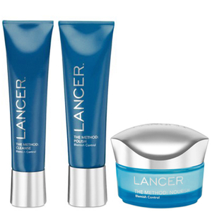 Lancer Skincare The Lancer Method Blemish Control (Worth £213)