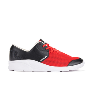 Supra Men's Noiz Trainers - Red/Black