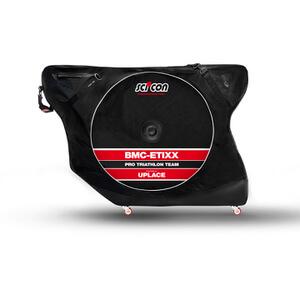 Scicon Aerocomfort Triathlon Bike Bag - Black - Team Etixx Bmc Edition