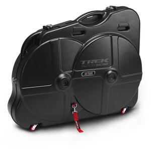 Scicon Aerotech Evolution TSA Bike Box - Black - Team Trek Factory Racing Edition