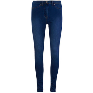Great Plains Women's Carly Denim High Waisted Jeans - Blue