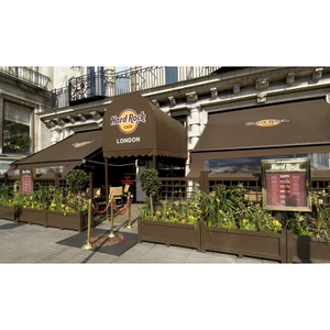 Two Course Meal and Drinks for Two at The Hard Rock Café