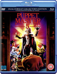 Puppet Master 5 - Dual Format (Includes DVD)