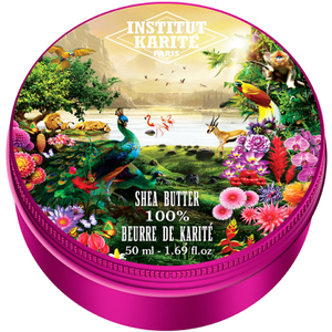 Institut Karité Paris 100% Pure Shea Butter Jungle Paradise - Unscented 50ml