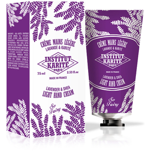 Institut Karité Paris Light Shea Hand Cream So Fairy - Lavender 75ml