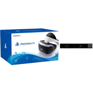 PlayStation VR - Includes PlayStation Camera