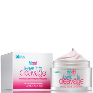fabgirl leave it to cleavage Enhancing Décolleté and Bust Soufflé de bliss 100 ml