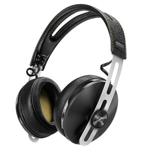 Sennheiser Momentum 2.0 Over-Ear Wireless Bluetooth Headphones - Black