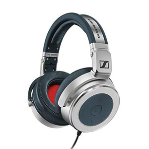 Sennheiser HD 630VB Closed Audiophile Specialist Headphones - Silver