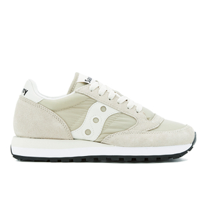 Saucony Women's Jazz Original Trainers - Light Tan