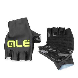 Alé Aria Summer Gloves - Black/Yellow