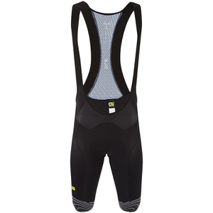 Alé Ultra Bib Shorts - Black