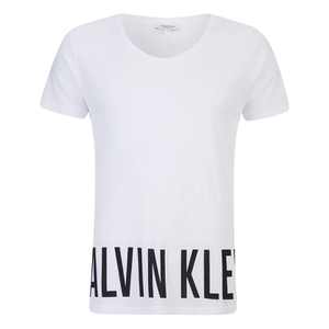 Calvin Klein Men's Intense Power Logo T-Shirt - White