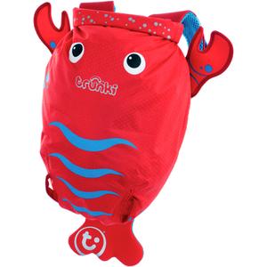 Trunki PaddlePak Pinch the Lobster Backpack - Medium - Red