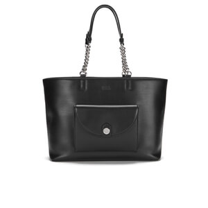 Karl Lagerfeld Women's K/Chain Shopper Bag - Black