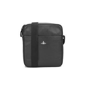 Vivienne Westwood Men's Milano Small Crossbody Bag - Black