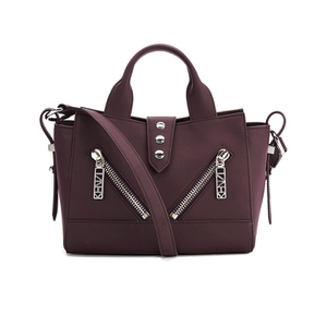 KENZO Women's Kalifornia Mini Tote Bag - Bordeaux