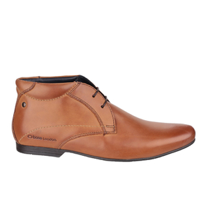 Base London Men's Orbit Chukka Boots - Camel