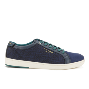 Ted Baker Men's Keeran 4 Cupsole Trainers - Dark Blue