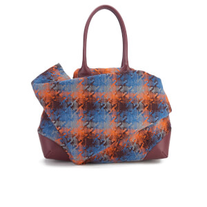 Vivienne Westwood Women's Winter Tartan Tote Bag - Multi