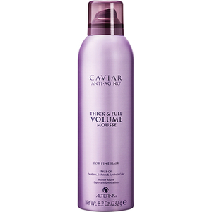 Mousse de Pelo Thick & Full Volume de Alterna Caviar 232 g